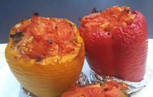 Paleo Stuffer peppers2
