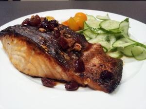 Amazing Asian Salmon